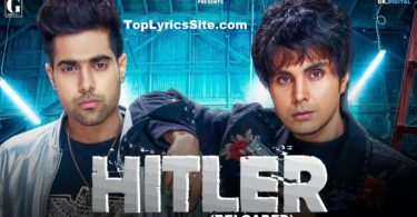 Hitler Reloaded Lyrics