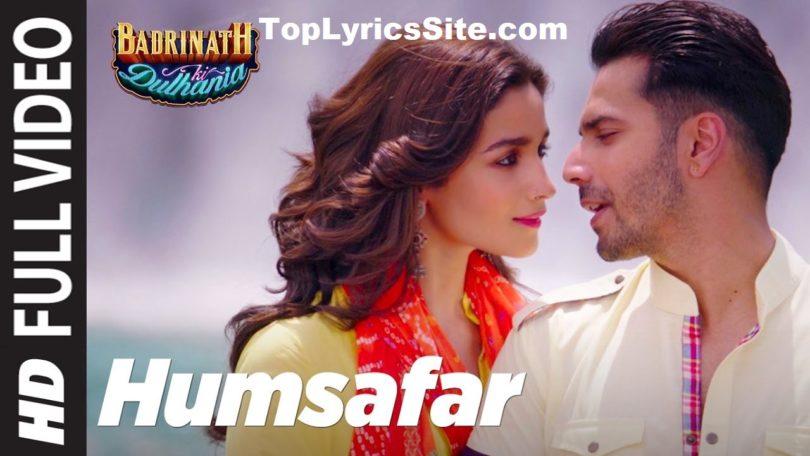 Humsafar Lyrics