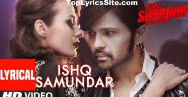 Ishq Samundar Lyrics