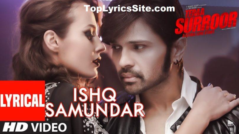 Ishq Samundar Lyrics