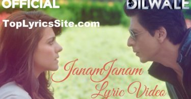 Janam Janam Lyrics