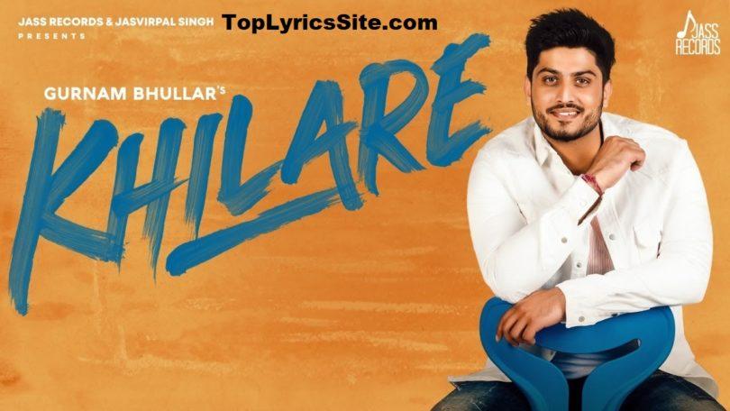 Khilare Lyrics