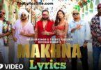 Makhna Lyrics