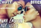 Manma Emotion Jaage Lyrics