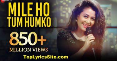 Mile Ho Tum Lyrics