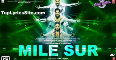 Mile Sur Lyrics