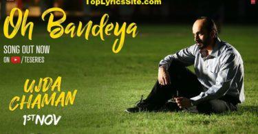 Oh Bandeya Lyrics