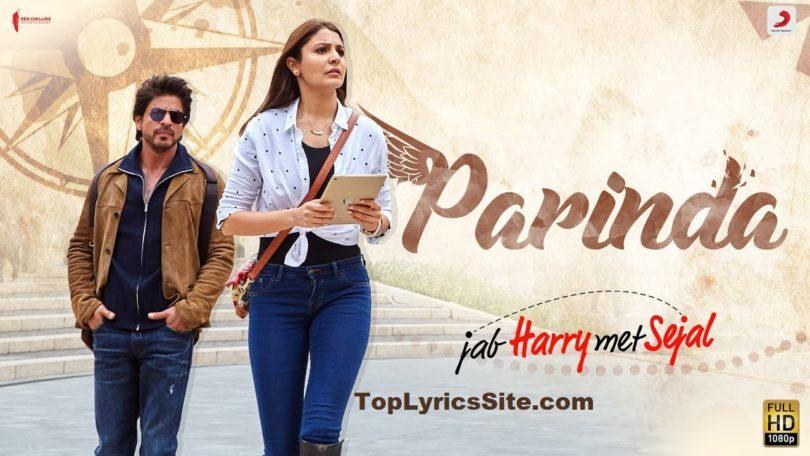 Parinda Lyrics