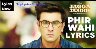 Phir Wahi Lyrics