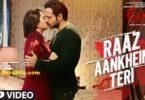 Raaz Aankhein Teri Lyrics