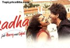 Radha Lyrics