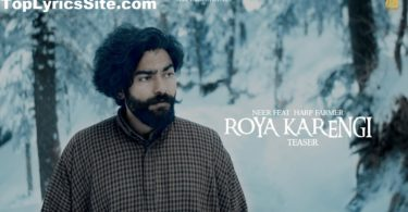 Roya Karengi Lyrics