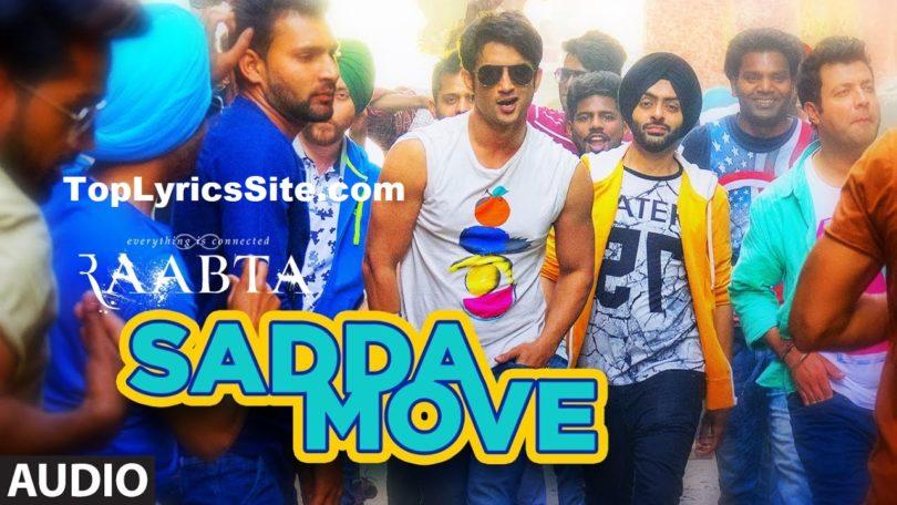 Sadda Move Lyrics