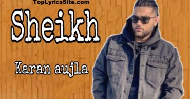 Sheikh Lyrics