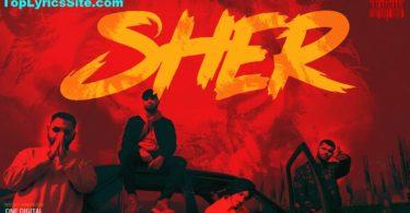Sher Lyrics