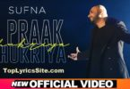 Shukriya Lyrics