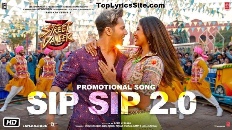 Sip Sip 2.0 Lyrics