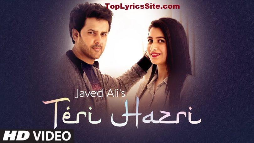 Teri Hazri Lyrics