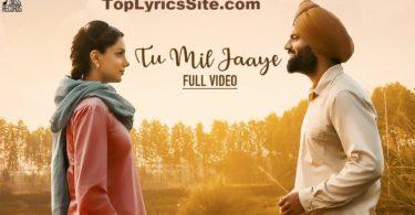 Tu Mil Jaaye Lyrics