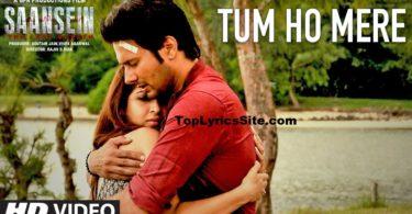 Tum Ho Mere Lyrics