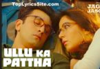 Ullu Ka Pattha Lyrics