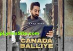 Canada Balliye Lyrics