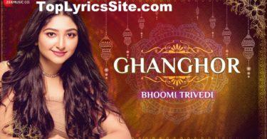 Ghanghor Lyrics