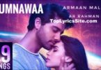 Humnawaa Lyrics