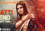 Jatti End Lyrics