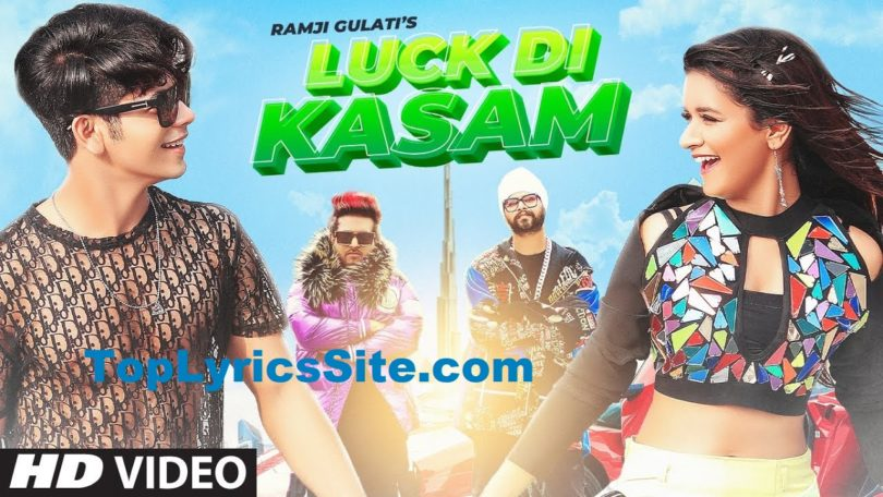 Luck Di Kasam Lyrics