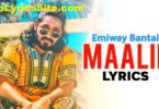 Maalik Lyrics