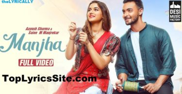 Manjha Lyrics