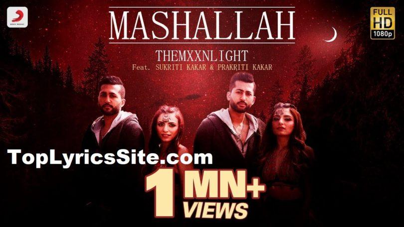 Mashallah Lyrics