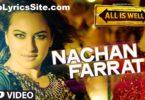 Nachan Farrate Lyrics