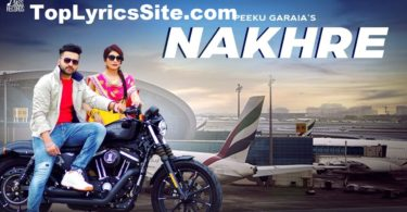 Nakhre Lyrics