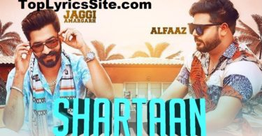 Shartaan Lyrics