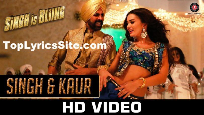 Singh & Kaur Lyrics