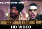 Singh is Bling Rap Lyrics