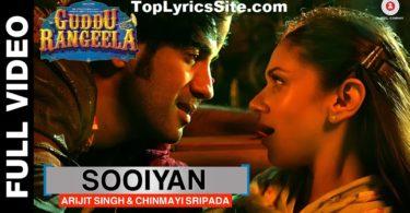 Sooiyan Lyrics