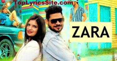 Zara Song Lyrics