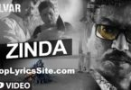 Zinda Lyrics