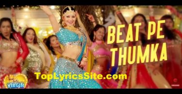 Beat Pe Thumka Lyrics