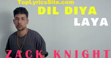 Dil Diya Laya Lyrics