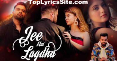 Jee Nai Lagdha Lyrics
