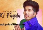 KI FAYDA LYRICS