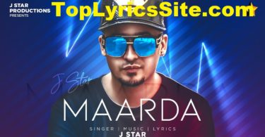 Maarda Lyrics