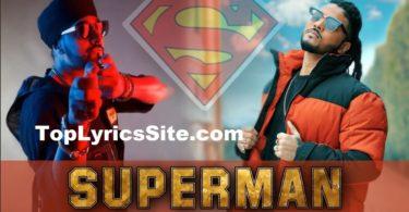 Superman Lyrics