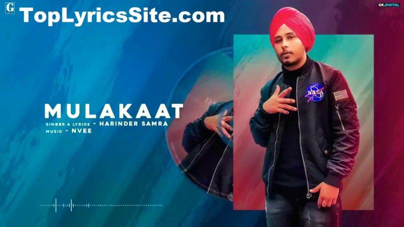 Mulakaat Lyrics