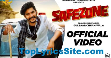Safezone Lyrics