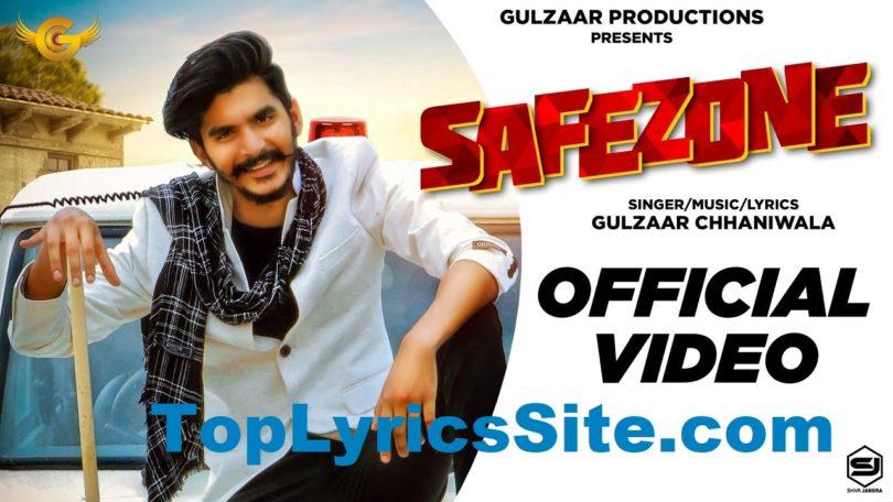 Safezone Lyrics